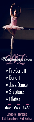 Ballettstudio Lowin in Osterode am Harz